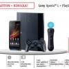 Sony Xperia L + Sony PlayStation3