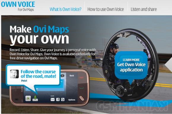 Nokia Own Voice – wprowadź swój głos do nawigacji! | gsmManiaK pl