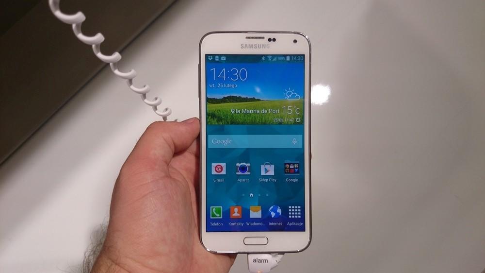 Samsung Galaxy S5. Bateria przetestowana. Wyniki obiecujące
