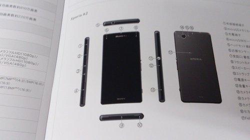 Sony Xperia A2 – nowy flagowiec w wersji mini nadchodzi!