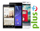 Plus Mix: LG L Fino, LG L50, Galaxy Ace 4, Lumia 530, Kazam TV 4.5 w ofercie