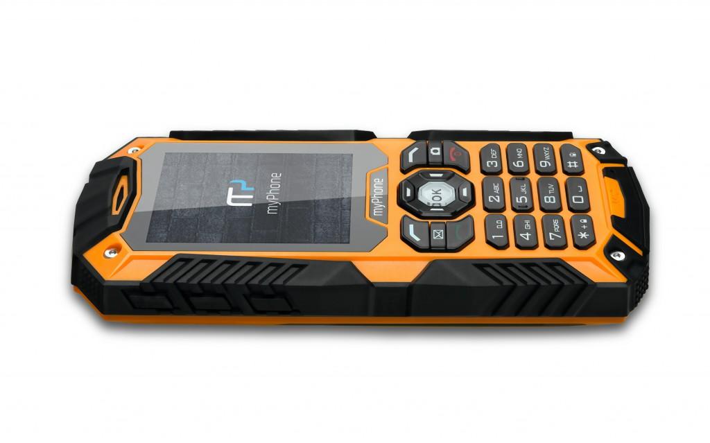 794c2cd32f10 myPhone Hammer Plus – wytrzymały Dual SIM z Biedronki