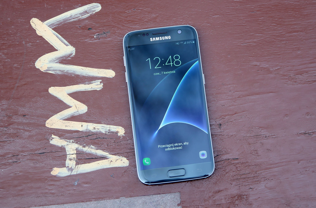 But the name: Samsung Galaxy S7 three years has the opportunity to