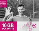 Ćwierćfinał dla Polski to darmowe pakiety internetowe w Orange i T-Mobile