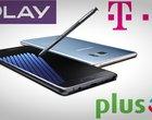 Samsung Galaxy Note 7 w ofertach polskich operatorów (ceny)