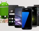 Smartfony z aktualizacją do Android 7.0 Nougat