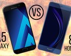 Arena: Galaxy A5 2017 vs Honor 8