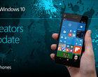 Creators Update dla Windows 10 Mobile - lista smartfonów i nowości