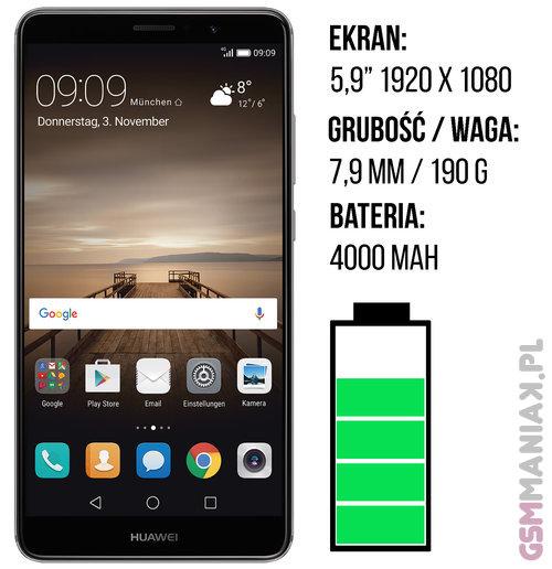 Bateria_Huawei Mate 9