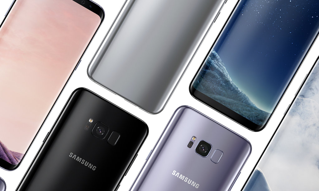Szybkie ładowanie w Galaxy S8 działa tylko przy wyłączonym