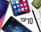 Najlepsze smartfony. TOP-10 (wrzesień 2017)