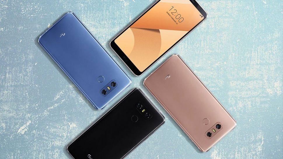 LG G6 i aktualizacja do Oreo  LG tworzy Software Upgrade