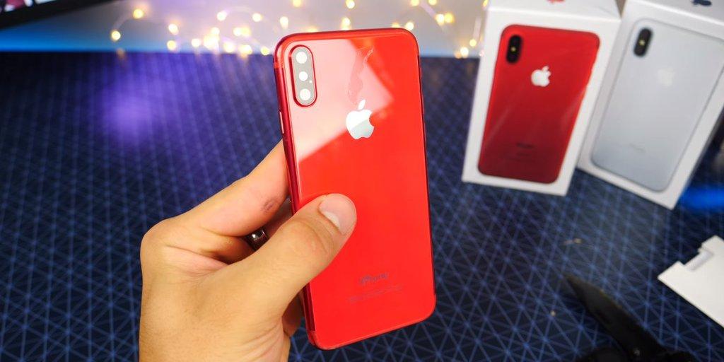 Zaawansowane iPhone 8 już na rynku? Nie, to tylko jego działający klon EQ71