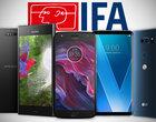 Najlepsze smartfony z IFA 2017