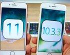iOS 11 vs. iOS 10 - test szybkości na wszystkich iPhone'ach