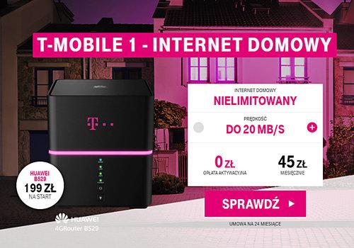 Inicio de Internet de T-Mobile 1 es un paso en la dirección correcta