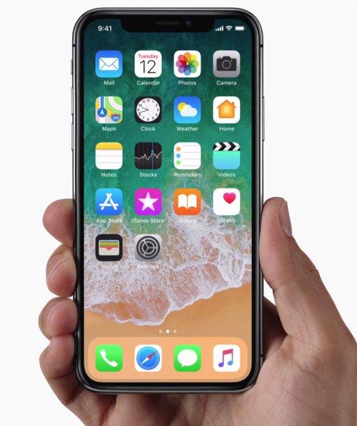 iphone X 6