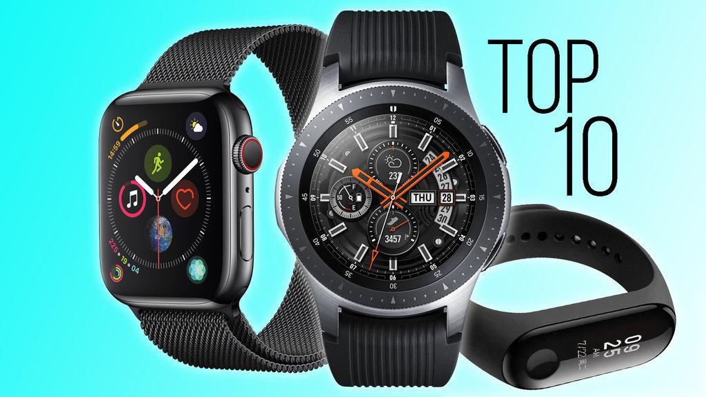 Najlepsze smartwatche  TOP-10 (2019) | gsmManiaK pl