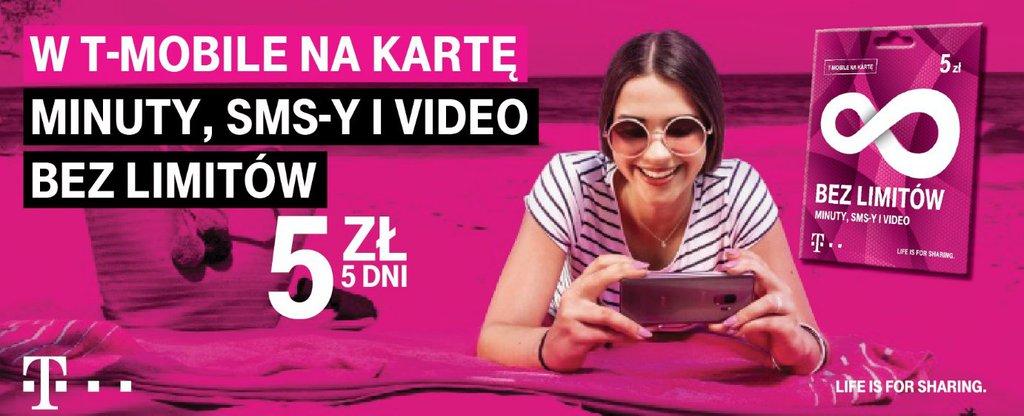 T Mobile Na Karte.Supernet Video W T Mobile Na Kartę I Gadżety W Nju Mobile Gsmmaniak Pl
