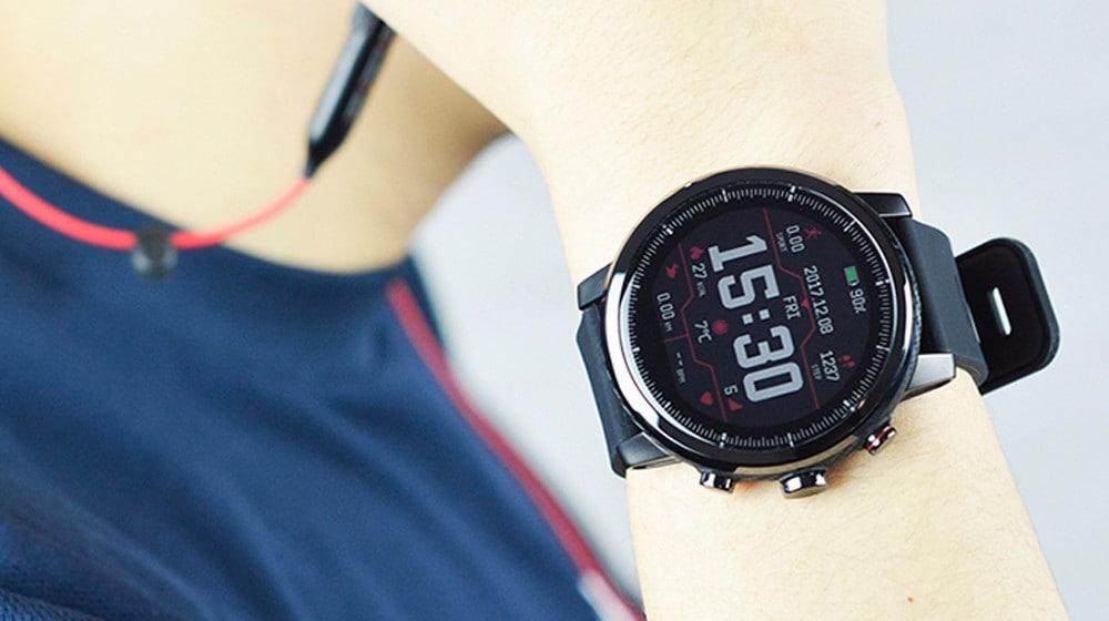 zegarek smartwatch xiaomi amazfit stratos 2 czarny opinie