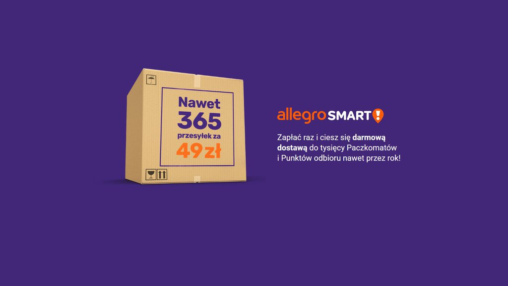 Nie Plac Przez Rok Za Dostawy Allegro Uruchamia Allegro Smart Gsmmaniak Pl