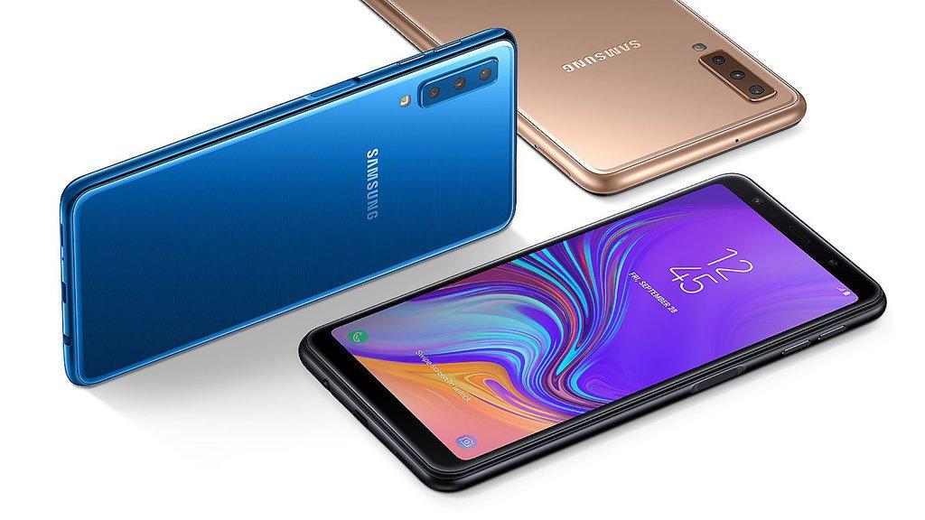 1247037b9f8 Od teraz Samsung Galaxy A7 (2018) taniej w Orange | gsmManiaK.pl
