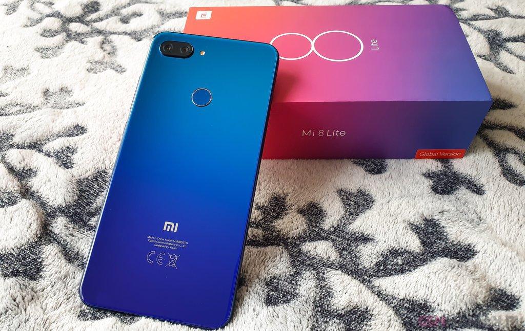 938a3c8ed Xiaomi Mi 8 Lite   fot. gsmManiaK