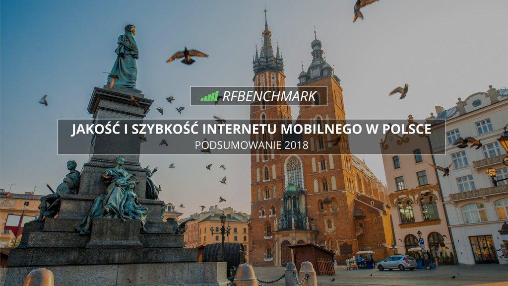 Orange i T-Mobile wciąż najlepsi - ranking RFBENCHMARK (styczeń i luty 2019) - RFBENCHMARK