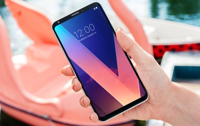 Promocja W Komputronik: Wodoszczelny LG V30 W Dobrej Cenie