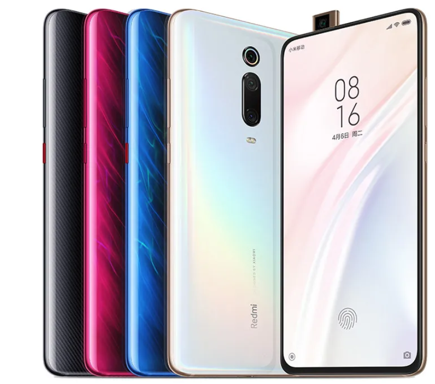 Xiaomi Mi 9T Pro looks crazy in the white version. I do not know a ...