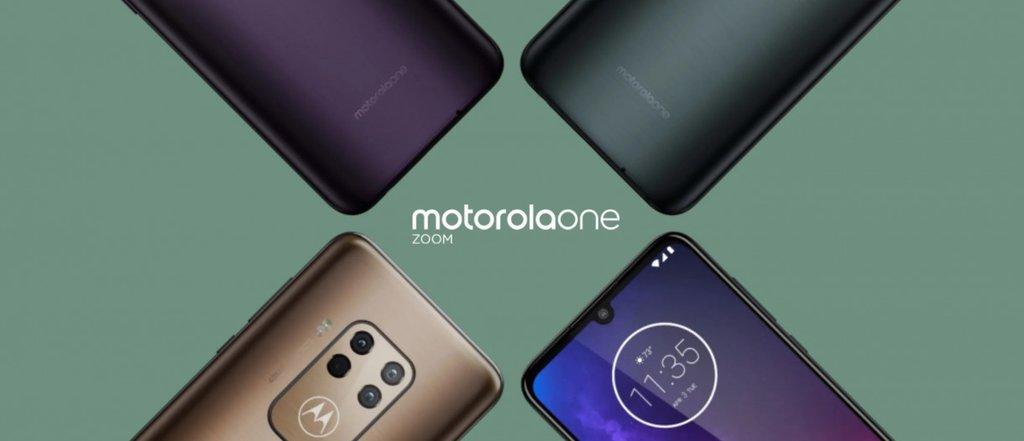 Nowości w ofercie Plusa: Motorola One Zoom, Moto E6 Plus i