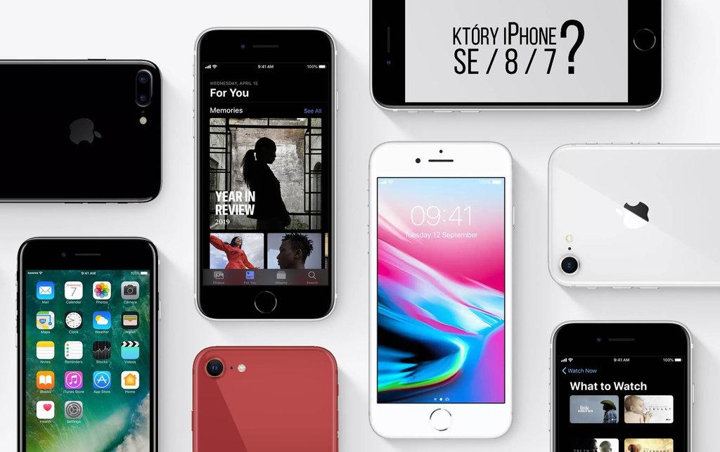 iPhone SE 2020 jest za drogi? Sprawdziłem, jakiego taniego
