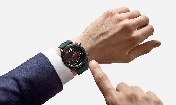 Promocja w x-kom: wodoszczelny smartwatch Huawei Watch GT Active w dobrej cenie -