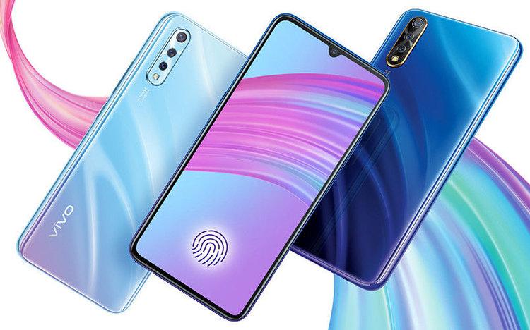 Vivo S1 to pierwszy na świecie smartfon z nowym układem MediaTek - tani smartfon