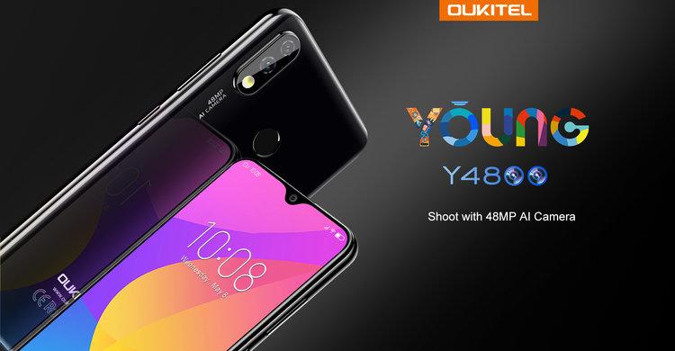Oukitel Y4800. Ciekawy smartfon za mniej niż 1000 złotych -