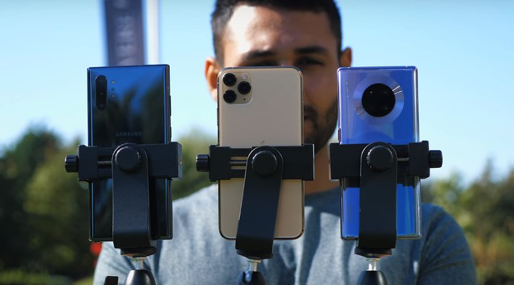 Starcie gigantów. Porównanie aparatów Mate 30 Pro, iPhone 11 Pro Max i Galaxy Note 10+ -