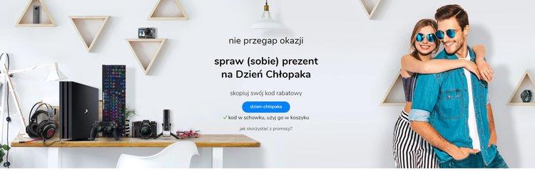 Dzień chłopaka w x-kom.pl: sporo słuchawek w świetnych cenach -