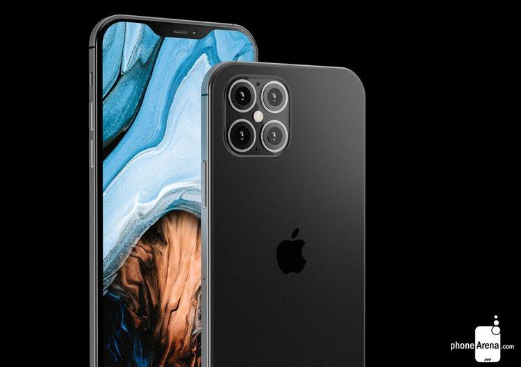 iPhone 12 z nowym designem, który nadal jest przestarzały. Fani iPhone'a 4 będą jednak zachwyceni -