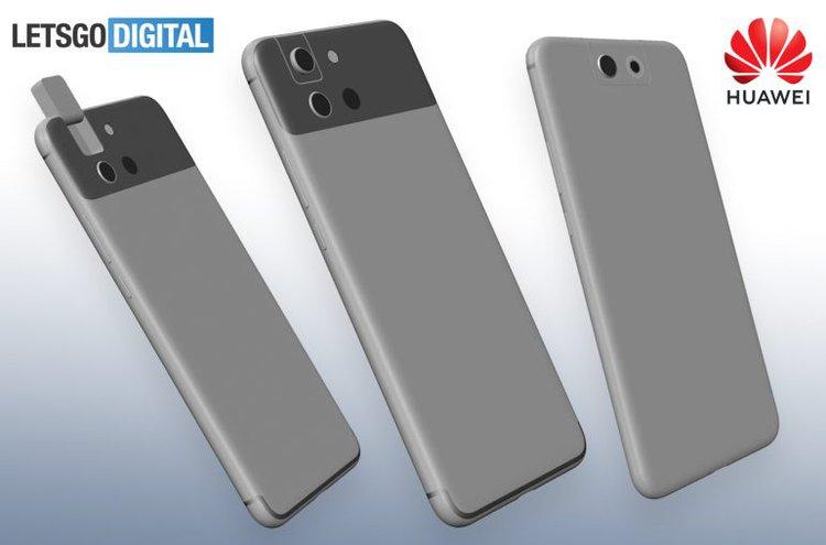 Następny smartfon Huawei może wyglądać jak ZenFone 6. To strzał w dziesiątkę -