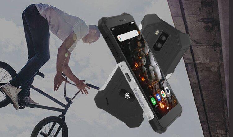 Hammer Iron 3 LTE – tani, wzmacniany smartfon wreszcie z modemem LTE -