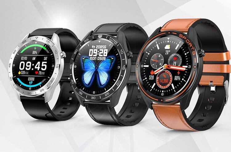 Promocja dla oszczędnych: wodoodporny smartwatch za 120 złotych! -