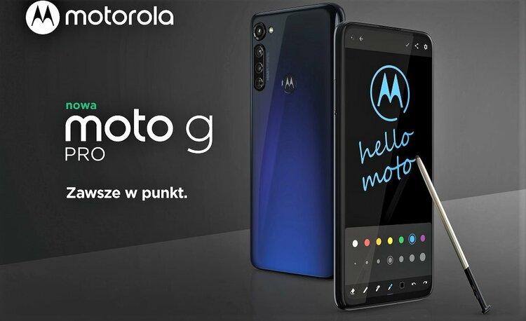 Moto G Pro debiutuje w Polsce! Motorola wysoko ceni średniaka z rysikiem -
