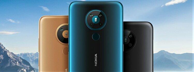 Tania alternatywa dla fanów czystego Androida. Nokia 5.4 zdradza swoją cenę i specyfikację -
