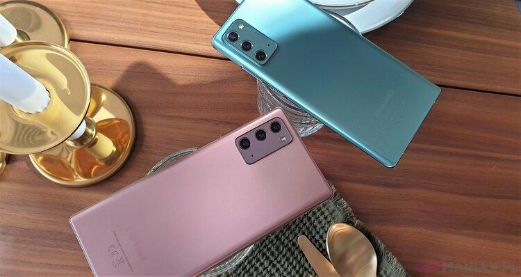 Odjazdowa promocja: Samsung Galaxy Note 20 nawet 1400 zł taniej i to z prezentem! -