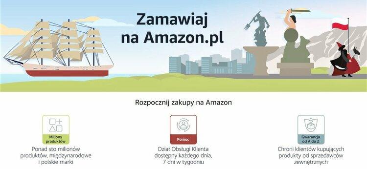 JUŻ DZIAŁA!!! Amazon.pl wystartował, a wraz z nim GENIALNE promocje -