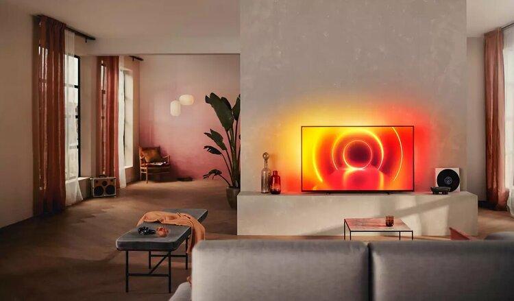 Wyprzedaż taniego, 43-calowego telewizora z Dolby Vision -
