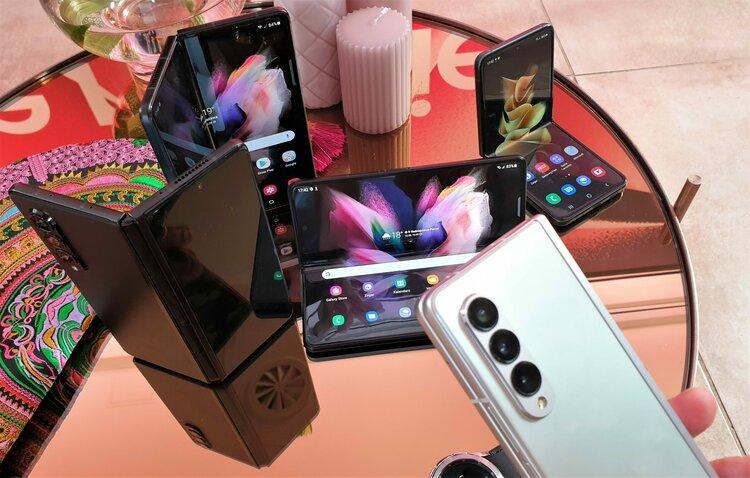 Samsung Galaxy Z Fold 3 i Flip 3 oficjalnie. Ta premiera sprawia, że wszystko wariuje! -