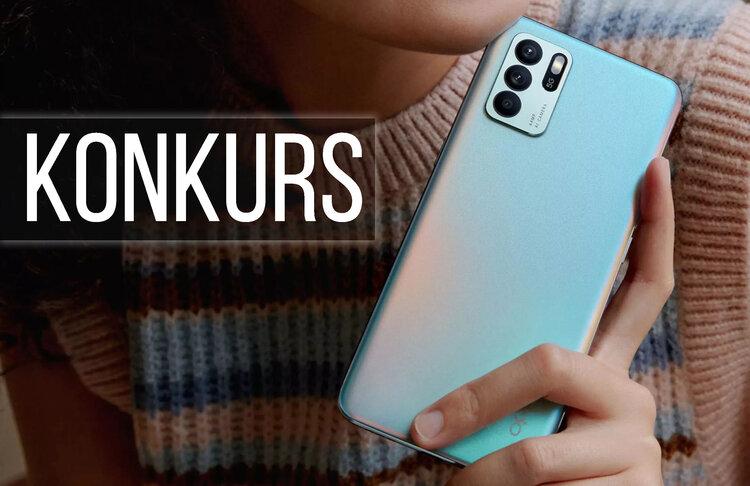 To już ostatnia szansa, aby wygrać smartfon OPPO Reno6 5G (KONKURS) -