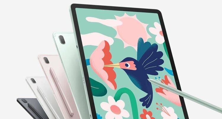 Samsung Galaxy Tab S7 FE 5G debiutuje w Orange (ceny) - abonament w Orange