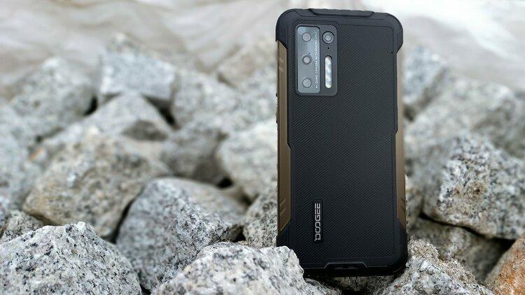 TEST    DOOGEE S97 Pro to kawał smartfona z dalmierzem laserowym - wytrzymały smartfon